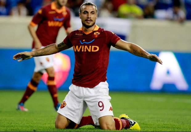 """Zeman lancia l'allarme in casa Roma: """"Nessuno vuole giocare a destra nel tridente"""". Ormai è evidente che tra Destro e Osvaldo ne avanza uno... e Lamela esulta"""