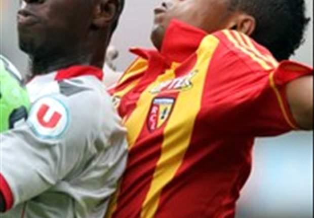 Ligue 2 - Lens s'incline face à Angers