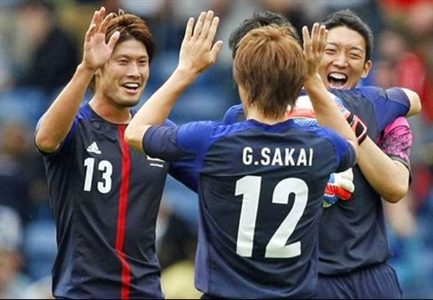 Can Japan and South Korea surpass the quarter-finals to make it into the final four at the Olympics 2012?