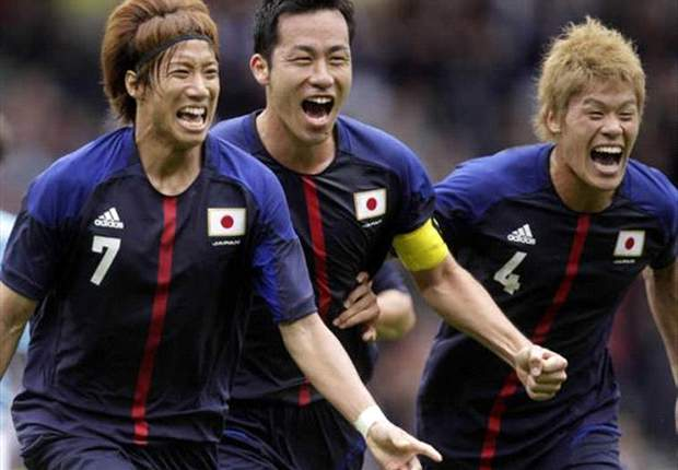 Japan 1-0 Morocco: Late Nagai effort sends Blue Samurai into Olympic quarterfinals
