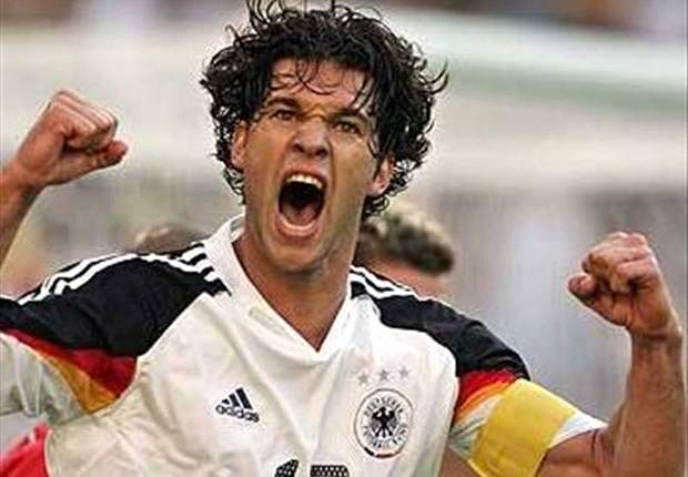 Coca-Cola Memorable Celebrations 43: German Joy For Michael Ballack