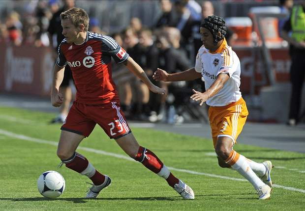 Toronto FC 0-2 Houston Dynamo: Lax defending at end of halves costs TFC