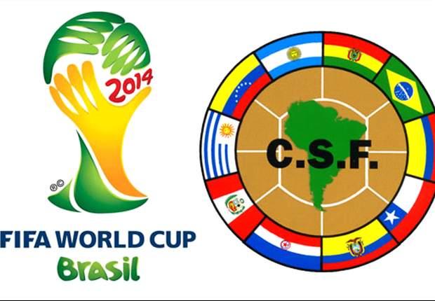 Las predicciones de la duodécima fecha de las eliminatorias sudamericanas