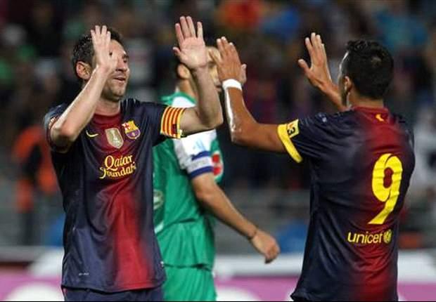 Lionel Messi Yakin Alexis Sanchez Gemilang Bersama Barcelona