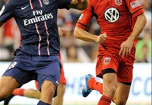 D.C. United 1-1 Paris Saint-Germain: Ibrahimovic scores three minutes into debut