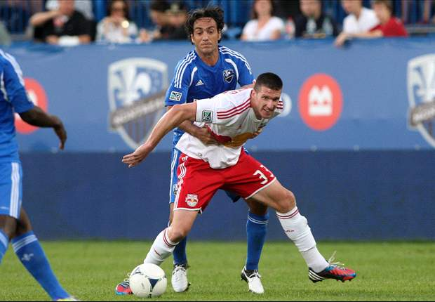 Montreal Impact 3-1 New York Red Bulls: Nesta makes MLS debut