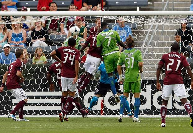 Colorado Rapids 1-2 Seattle Sounders FC: EJ helps snatch road points