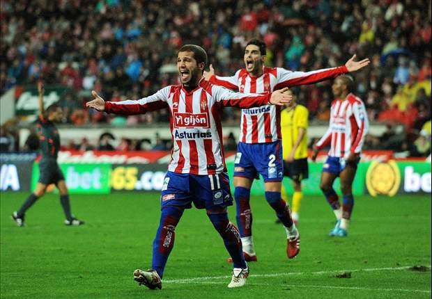 Resultado de imagem para Sporting de Gijón