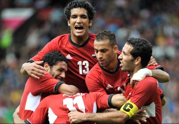 Egypt coach Bradley names 26-man squad to face Ghana