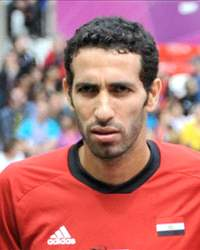 Mohammed Abu Trika, Egypt International