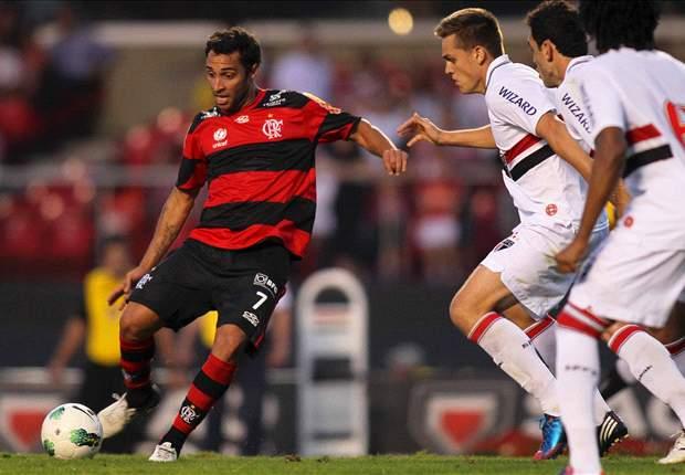 Ibson garante Fla livre do descenso e mira Libertadores