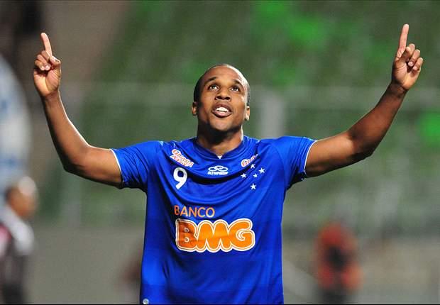 Borges é o novo alvo para suprir o lugar de Barcos no Palmeiras