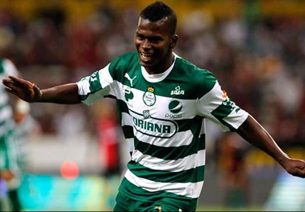 Concachampions: Santos es noticia con lucimiento de Darwin Quintero (3-0)