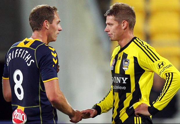 Official: Central Coast Mariners sign defender Brent Griffiths