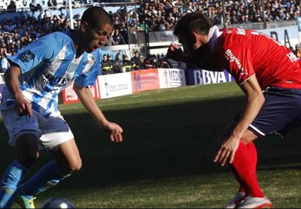 Clásico de Invierno: frío amistoso entre Racing e Independiente (0-0)