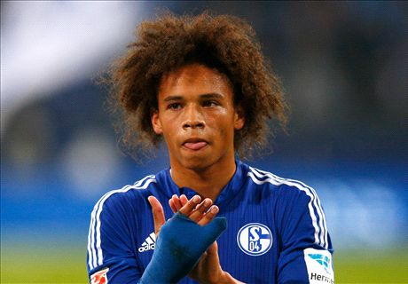 RUMORS: Pep wants Sane for City
