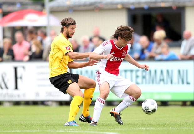 "PB, Ajax - Boccara :""Intégrer rapidement l'équipe première"""