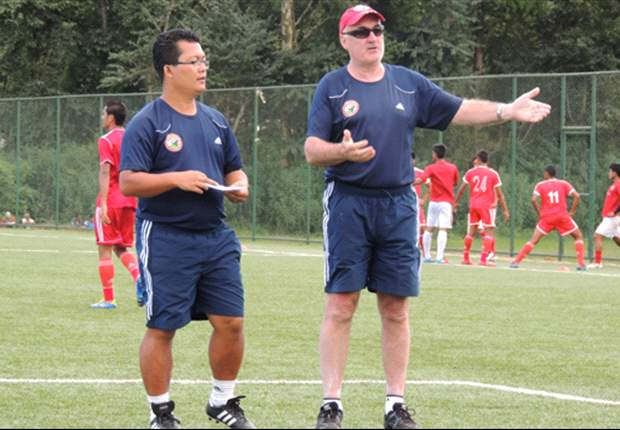 Shillong Lajong FC sack Desmond Bulpin, assistant Thangboi Singto to take over as interim coach