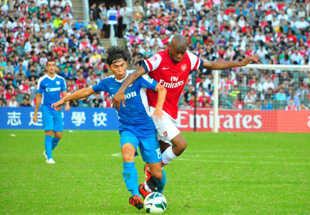 Diaby hails Arteta influence on return to Arsenal action