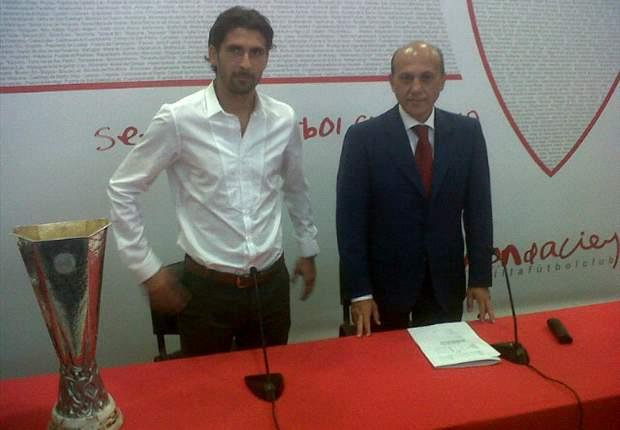 Sevilla-Valencia Umumkan Kesepakatan Sponsorship