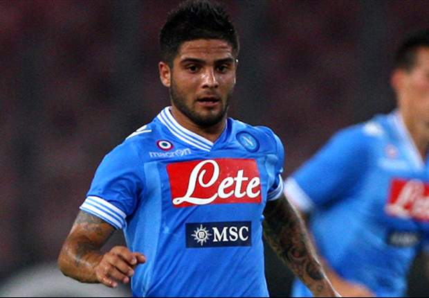 Napoli forward Insigne dispels Messi comparisons