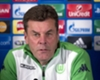 Hecking warns Wolfsburg against complacency