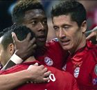 RATINGS: Lewy stars in Bayern rout