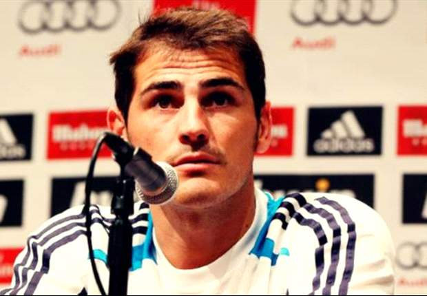 Casillas: Real Madrid have taken two steps back in the title race