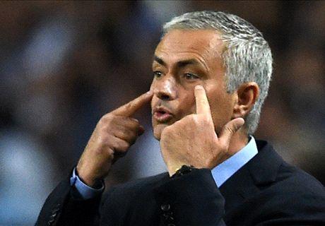 RUMOURS: Mou eyes three Madrid stars