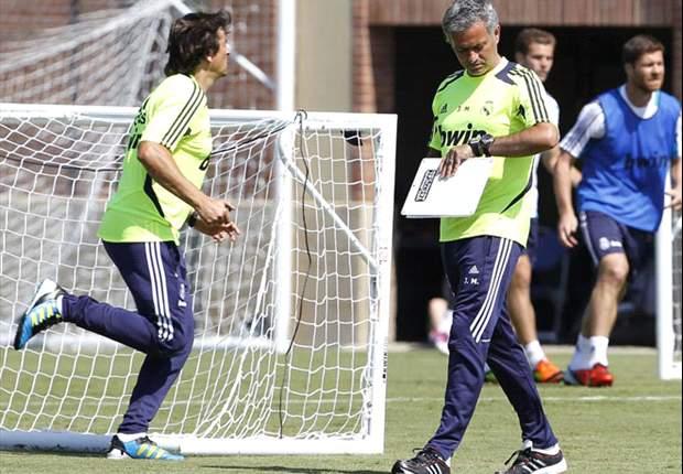 """Mourinho esalta il gruppo Real: """"La nostra rosa è quasi definita e zeppa di campioni"""". Manca solo Modric"""