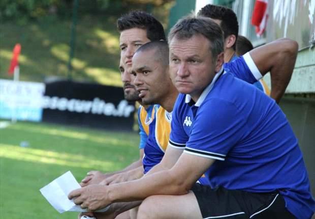 "Ligue 1, Bastia - Hantz : ""On a fait un gros match"""