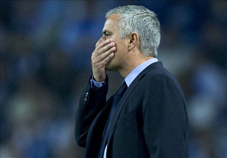 Mou's former club raided by police