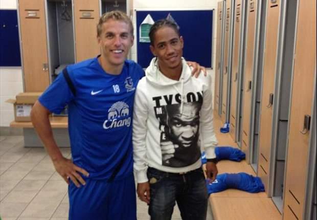 Alan Stubbs: Everton, Rumah Bagi Steven Pienaar