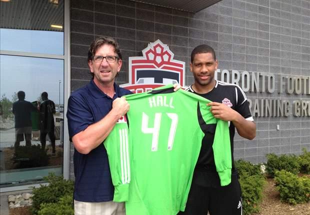 Toronto FC signs Bermudan goalkeeper Freddy Hall
