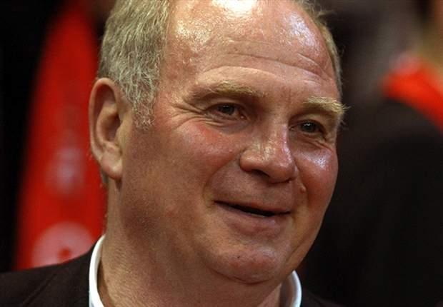 Hoeneß kündigt neuen Investor bei Bayern München an