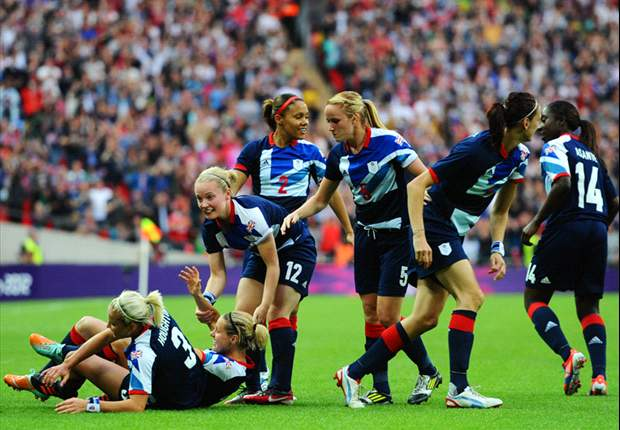 Team GB Women 1-0 Brazil Women: First-half Houghton strike seals third Olympic group stage win