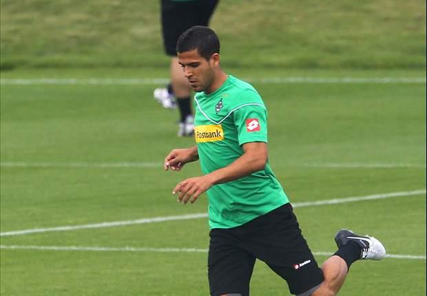 Alvaro Dominguez glücklich nach gelungenem Einstand bei Borussia Mönchengladbach