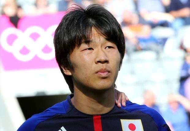 Standard Liege announces signing of Japanese striker Kensuke Nagai
