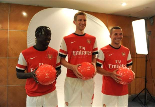 Arsenal: Per Mertesacker spielt City-Guide für Lukas Podolski