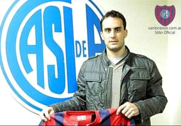 Santiago Gentiletti se suma a San Lorenzo