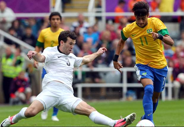 Brasil 3-0 Nueva Zelanda: Danilo, Leandro Damiao y Santos dan el triunfo a la 'Canarinha'