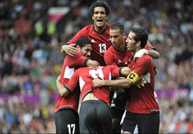 Egypt 3-1 Belarus: Salah, Mohsen & Aboutrika help The Pharaohs into quarter-finals