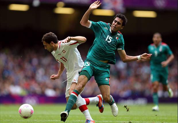 Mexico 1-0 Switzerland: El Tri advances to the 2012 Olympic quarterfinals