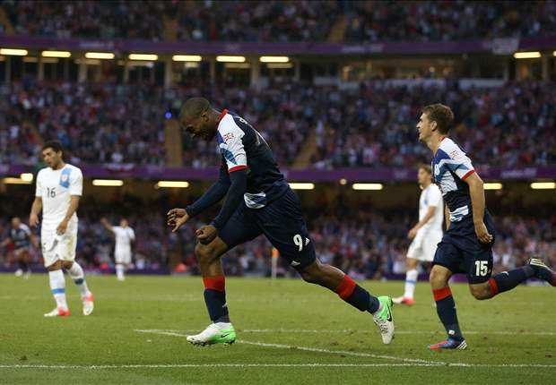 Team GB 1-0 Uruguay: Sturridge sends hosts through as group winners to set up South Korea tie