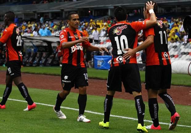 Liga MX: Toluca pierde el invicto en la selva ante Jaguares (2-0)