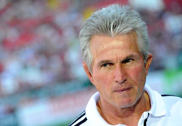 Bayern Munich's stride will not be broken, says Heynckes