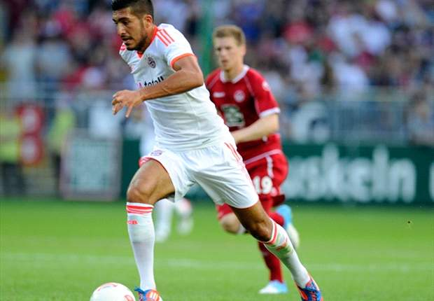 Emre Can: I will play anywhere to get Bayern chance