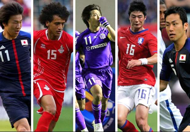 Abdulrahman, Nagai, Ki or Haghighi - Who should be the Asian player of the month for July?