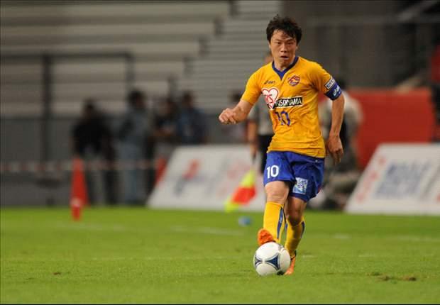 Review J-League: Sanfrecce Ditahan, Vegalta Ambil Alih Puncak Klasemen