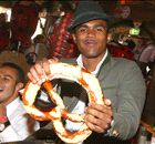 Les photos du Bayern à la fête de la bière